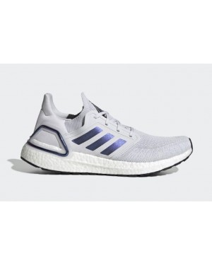 adidas Ultra Boost 2020 Grises/Azules Violet Metálico EG0695