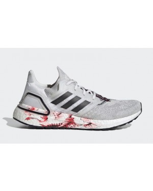 adidas Ultra Boost 2020 Grises FW4314