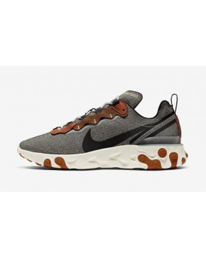 "Nike React Element 55 ""Safari Pack"" Marrónes CD2153-200"