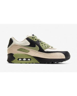 "Nike Air Max 90 ""Lahar Escape"" Light Cream/Alligator-Pale Ivory-Negras CI5646-200"