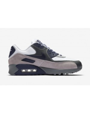 "Nike Air Max 90 ""Lahar Escape"" Blancas/Neutral Indigo-Grises CI5646-100"