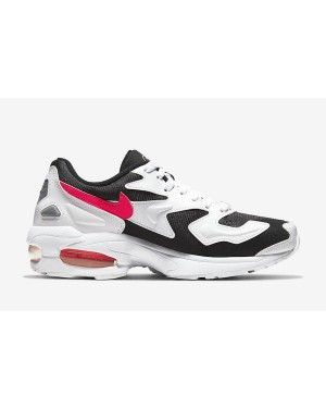 Nike Air Max2 Light Negras Blancas Rosas CJ7980-101