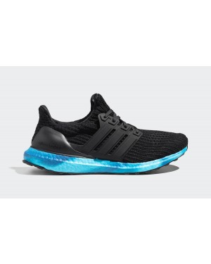 adidas Ultra Boost Colored Sole Azules - FV7281