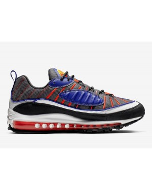 Nike Air Max 98 Gunsmoke Naranjas 640744-012