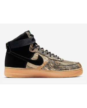 Nike Air Force 1 High '07 LV8 3 Negras/Marrónes AO2410-001