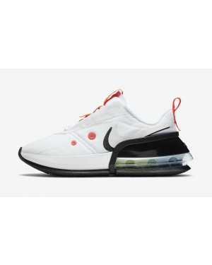 Nike Air Max Up Blancas/Platinum Tint-Negras-Bright Crimson CK7173-100
