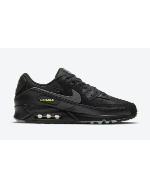 "Nike Air Max 90 ""Spider Web"" Negras DC3892-001"