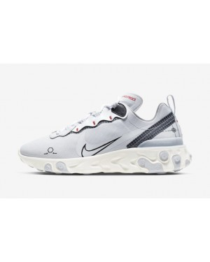 Nike React Element 55 Schematic Grises - CU3009-002