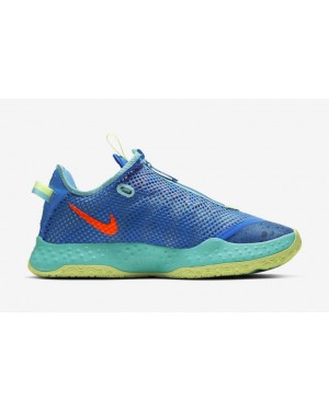 Nike PG 4 Gatorade 2K Gamer Exclusive - CZ6202-400