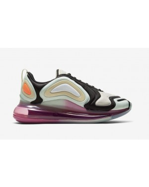 Nike Air Max 720 Mujer - Negras/Fossil - CI3868-001