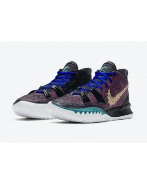 "Nike Kyrie 7 ""Chinese New Year"" Negras/Rosas CQ9327-006"