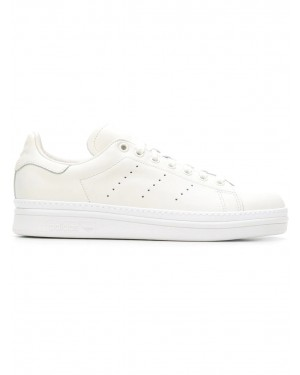 Adidas Originals Stan Smith New Bold Mujer AQ1087 Blancas/Blancas
