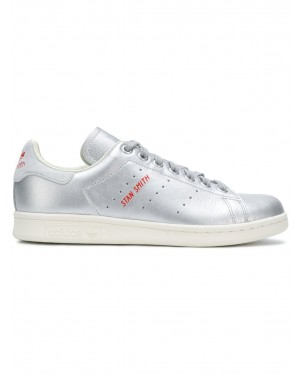 Adidas Originals Stan Smith Mujer Plateadas Sneakers B41750