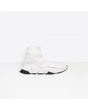 Balenciaga Mujer Speed Trainers with Blancas textured sole Blancas 494371W05G09000