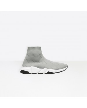 Balenciaga Hombre Speed Trainers Grises 512527W06501224