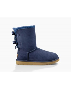 Mujer Bailey Bow Ii Boot Azules 1016225
