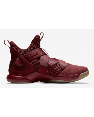 Nike LeBron Soldier 12 XII Rojas Cavs Release Date AO4055-600