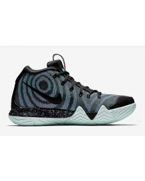 Nike Kyrie 4 Decades Pack 80's Negras Laser Fuchsia Azules 943807-007