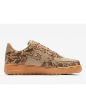 Nike Air Force 1 Jewel Marrónes | AV2585-200