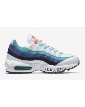 Nike Air Max 95 Hyper Jade Flash Crimson AV7939-100