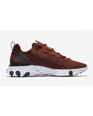 Nike React Element 55 Marrónes BQ6166-600