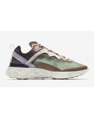 Nike React Element 87 Undercover Verdes/Marrónes - BQ2718-300