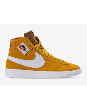 Nike Blazer Mid Rebel Yellow Ochre - BQ4022-700
