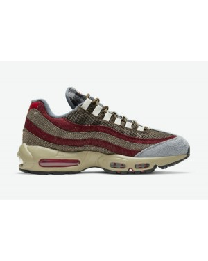 "Nike Air Max 95 ""Freddy Krueger"" Marrónes DC9215-200"