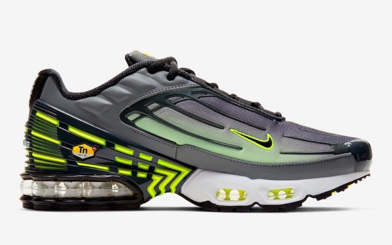 Nike Air Max Plus 3 Negras CD7005-002