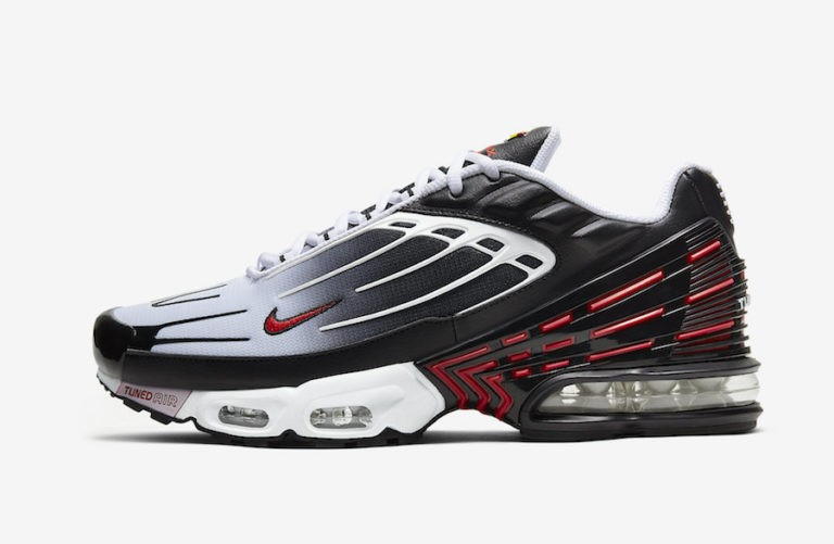 Nike Air Max Plus 3 Negras CD7005-004