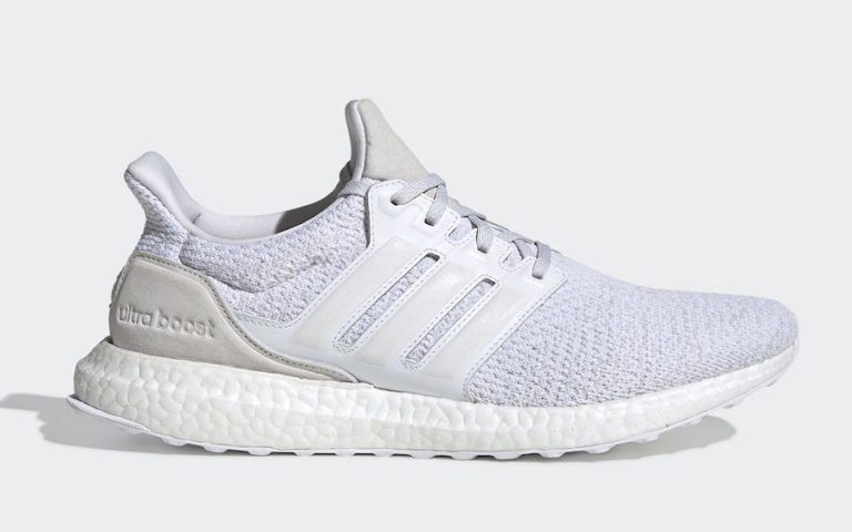 adidas Ultra Boost DNA Blancas-Grises FW4904