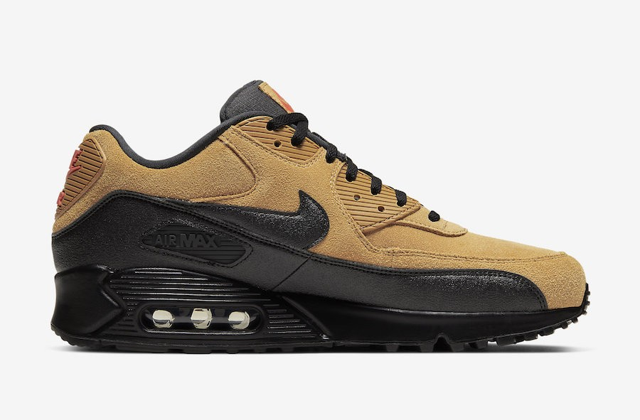 Nike Air Max 90 Essential Wheat AJ1285-700