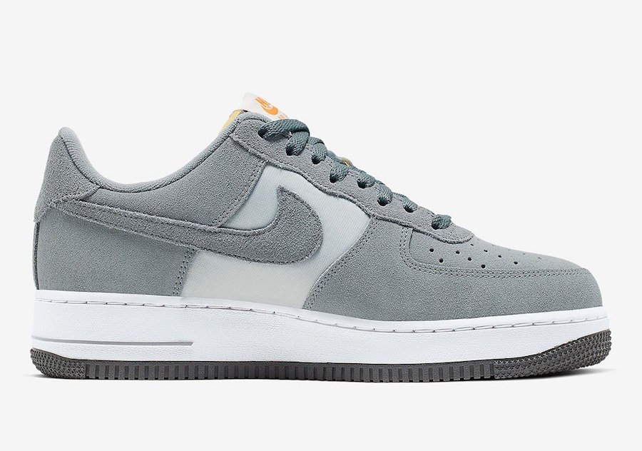 Nike Air Force 1 Low Grises CI2677-002