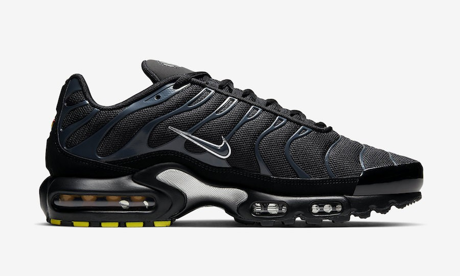 Nike Air Max Plus Negras Navy 852630-042