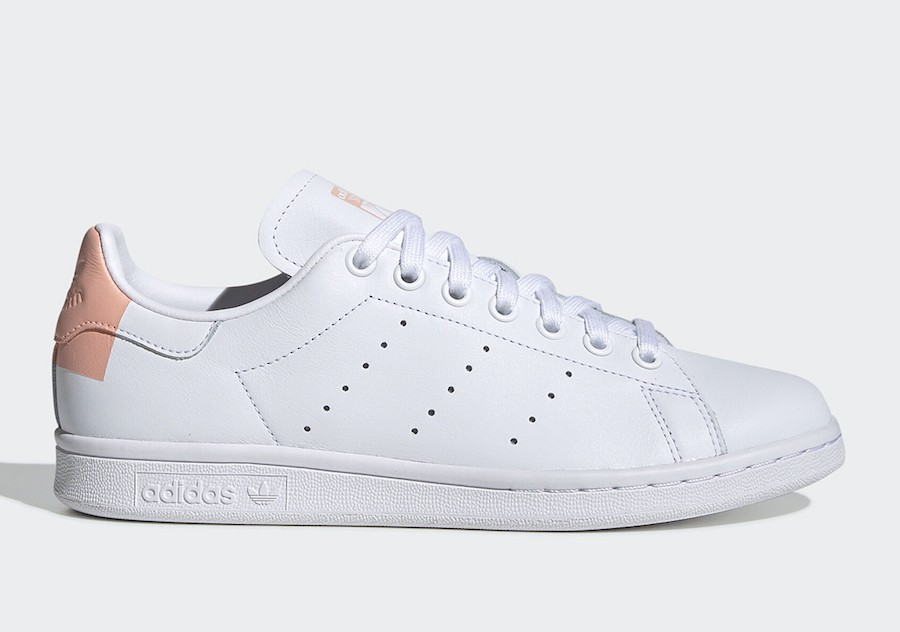 adidas Stan Smith Blancas Rosas EG2854