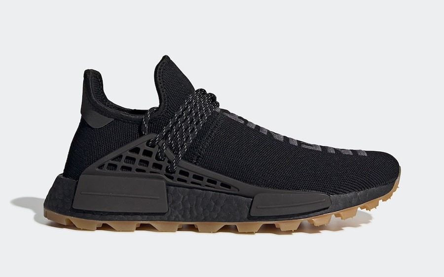adidas Pharrell Williams Hu NMD Proud Zapatillas - Negras EG7836