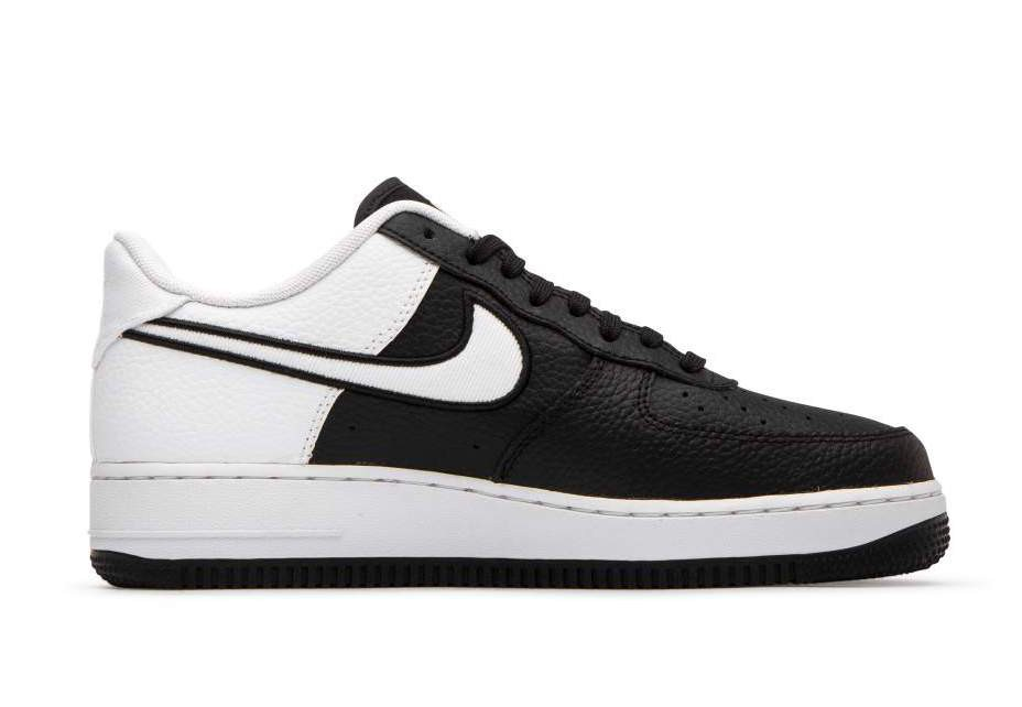 Nike Air Force 1 '07 LV8 Negras Blancas AO2439-001