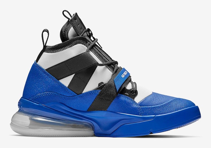 Nike Air Force 270 Utility Azules AQ0572-400