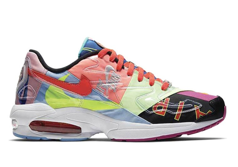 Atmos x Nike Air Max2 Light Air Max Day 2019 Naranjas BV7406-001