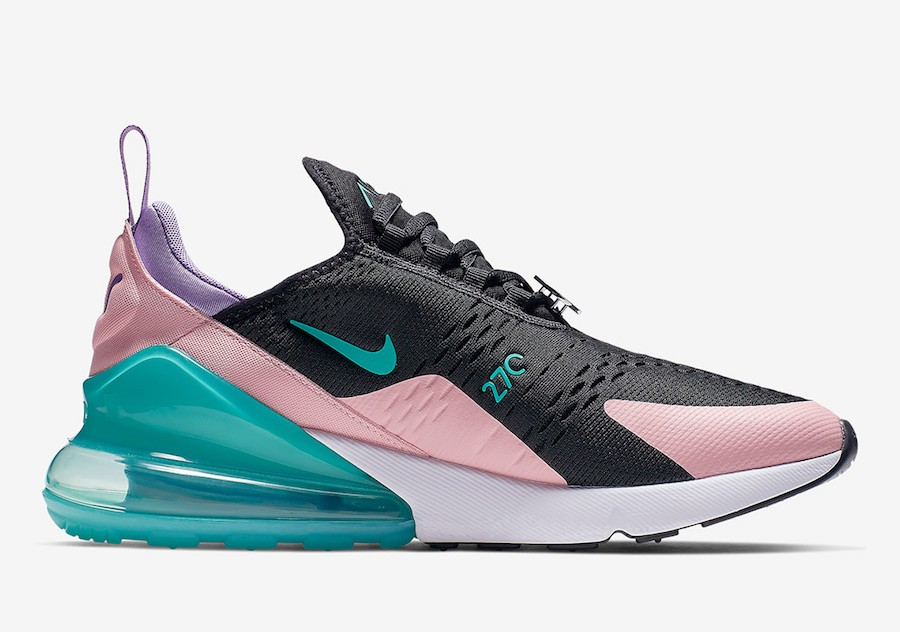 Nike Air Max 270 Have A Nike Day Negras Púrpura CI2309-001