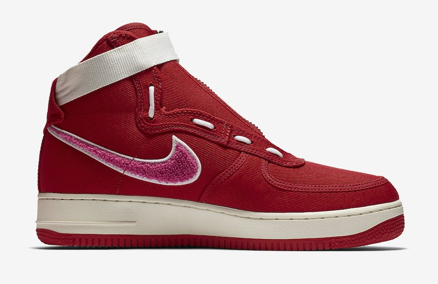 Nike Air Force 1 High Emotionally Unavailable - AV5840-600