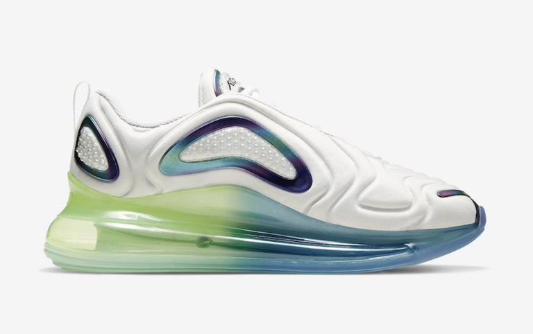 CT5229-100 Nike Air Max 720 Bubble Pack