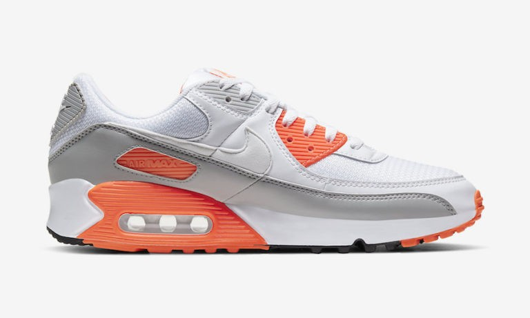 Nike Air Max 90 Naranjas CT4352-103