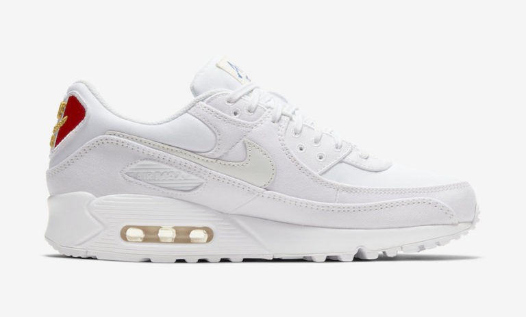Nike Air Max 90 City Pack Paris (2020) - CQ0912-100