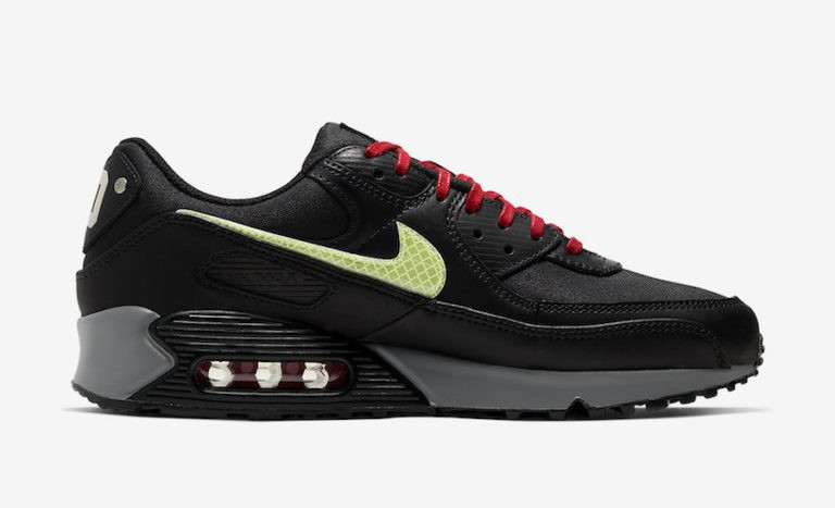 Nike Air Max 90 City Pack NYC (2020) - CW1408-001