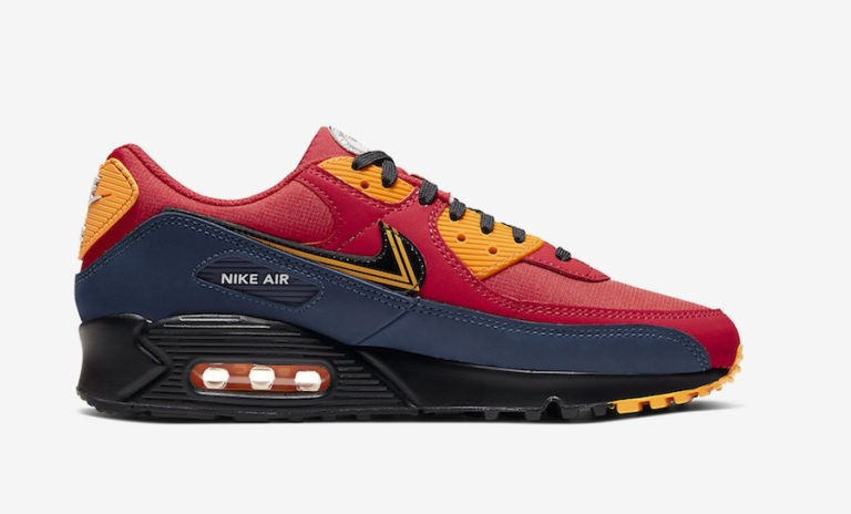 Nike Air Max 90 City Pack London (2020) - CJ1794-600