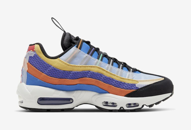 Nike Air Max 95 BHM Multi-Color CT7435-901