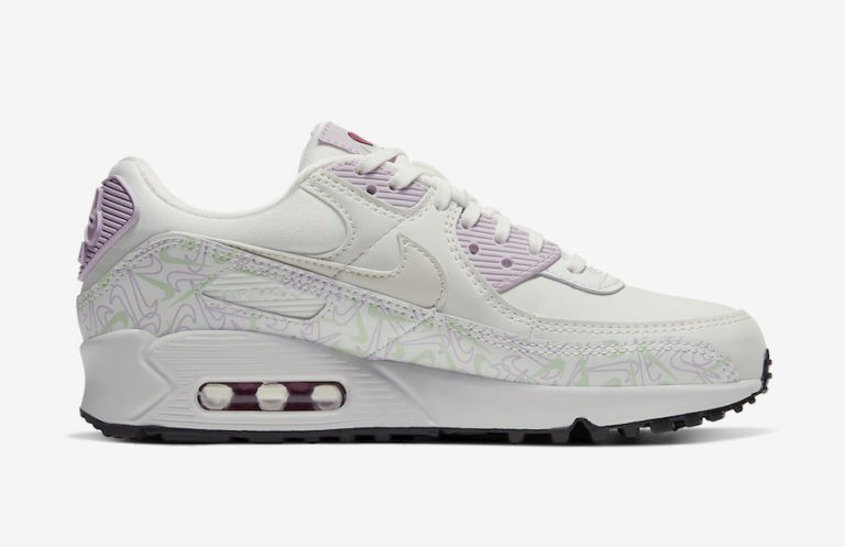 Nike Mujer Air Max 90 Valentines Day CI7395-100