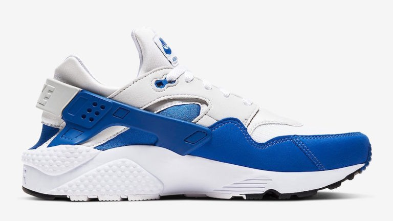 Nike Air Huarache Run DNA Ch. 1 Blancas/Azules AR3864-101