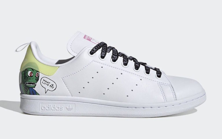 adidas Originals x Fiorucci Stan Smith Mujer Blancas EG5152